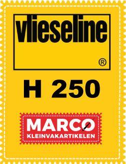 Standaard - H250 - Per Meter