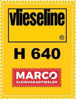 Volumevlies - H640 - Per Meter