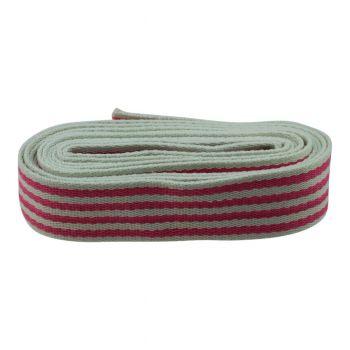 Tassenband Streep 2 Kleurig