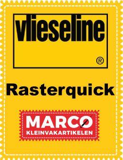 Rasterquick - 180 - Per Meter